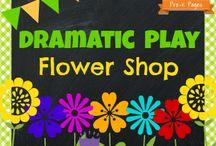 classroom: flower shop