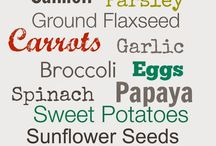 Nutrient Rich Foods