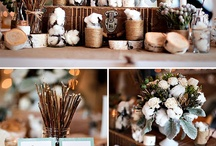 Cotton boll weddings / by Dena Gray