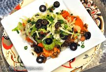 Paleo Dinners / by Lindsey Hays