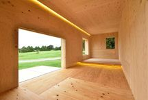 OTO_sp01 / Small dwelling spatial and structural inspiration
