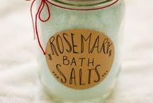 homemade items with essential oils / homemade items with essential oils