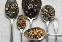 Herbal , tea and spices