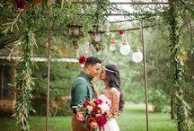 Bohemian Weddings / We all love a little touch of Boho!!!