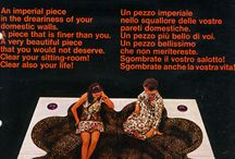 Italian radical design / References on Italian Radical design movement of 1960's