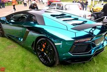 Custom Car Paintwork / A look at the world's custom car paint jobs