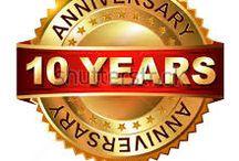 10 års jubilæum