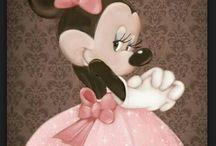 postacie Disney'a i innych bajek