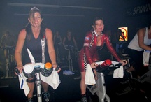 I Love Spinning / So much fun in Spinning class. We dress up for holidays, sing along, ride hard, burn fat and calories, sweat, and laugh. I love to teach Spinning with a passion...