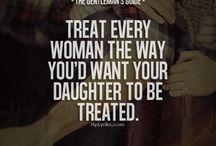 Gentlemen should i must