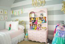 Ryann's Princess Inspired Room / Ideas and Pics from Ryann's Princess Room