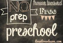 Preschool / by Natasha Carpenter