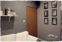 Ptasie mieszkanie - metamorfozy / Zdjęcia z naszego mieszkania