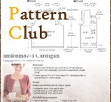 Japanese crochet and knit patterns