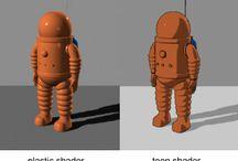 Unity & Maya 3D and Stuff