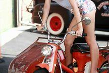 Girls & Mopeds