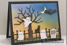 card halloween