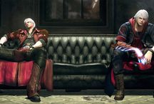 Devil May Cry 4 Bonus Art Wallpaper Full HD