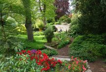 Gardens / Brobury House gardens open to the public