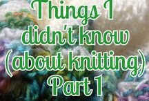 Knitting Awesome Ideas