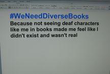 We Need Diverse Books / #WeNeedDiverseBooks and we need publishers to listen.