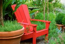 feng shui / garden, home, building, decor
