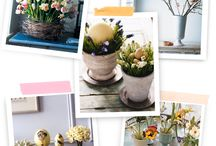 Spring Crafts / by Barefoot Beginnings Photography