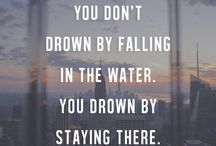 Quotes / by Morgan McDaniel