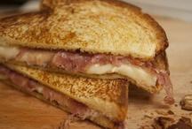 sandwiches/burgers/wraps/etc.
