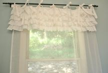 CURTAINS / by Tammy Sanders
