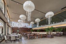 Concrete Rope @ Nau Restaurante Brasilia / Concrete Rope 120x120, il #gresporcellanato veste il Nau Restaurante Brasilia