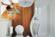 Bathrooms / by Jennifer Tucker