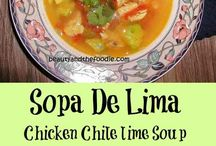 a low carb soup / by Melissa Stoel