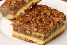 Recipes: Cookies, Bars, Desserts