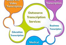 Outsource Transcription Services / Sam studio offer outsource transcription services such as audio transcription, video transcription, bilingual transcription, business transcription, educational transcription and medical transcription services across the globe.  http://www.samstudio.co/transcription-service/