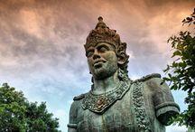 Wisata Di Bali Kurang Lengkap Ngak Mampir Ke Garuda Wisnu Kencana