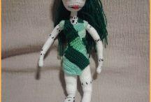 Amigurumis / Muñecos de crochet