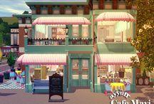 Sims bageri