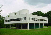 Modern [Modernist] Architecture