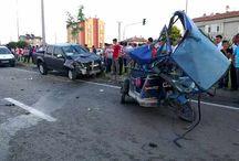 Karapınar'da Feci Kaza 1 Ölü 1 Yaralı