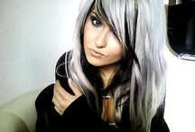 cabello de colores