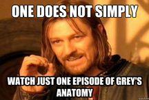 (✿ ♥‿♥) Grey's Anatomy <3