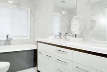Marble Bathroom / My dream abour marble bathroom