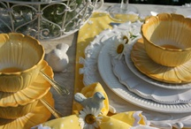 Tableware, Tablescapes