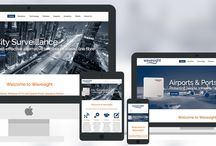 Wavesight website design / Wavesight are a leading innovator in the design, manufacture and supply of wireless communication solutions.