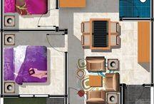 Rancangan rumah
