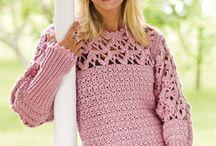 Crochet patterns I would like to make / by pauline papas