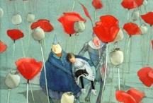 Children's books / by Susan Mitchell