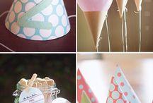birthday ideas / by Julie n'Scott Herron