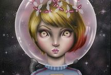 ★ Sara Sanz. / Surrealismo Pop.